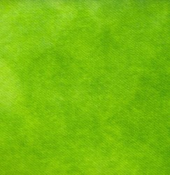 Limited Edition - Key Lime Green Hand Dyed Wool Fat Quarter