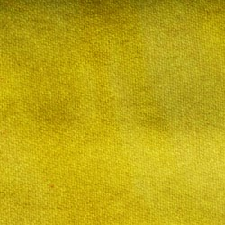 Limited Edition - Citrine Hand Dyed Wool Fat Quarter