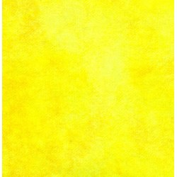 Limited Edition - Lemon Yellow Hand Dyed Wool Fat Sixteenth