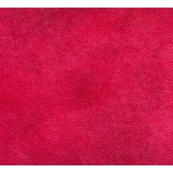 Limited Edition - Strawberry Daiquiri  Hand Dyed Wool Fat Quarter