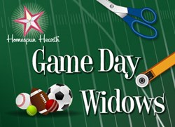 Game Day Widows Huddle - Football #1 - Weekly Pattern Program