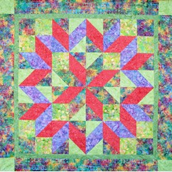 Island Dreams Batik Quilt Kit