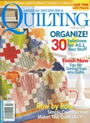 American Patchwork & Quilting February 2011