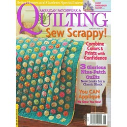 American Patchwork & Quilting June 2011