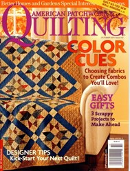 American Patchwork & Quilting October 2011