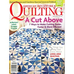 American Patchwork & Quilting February 2013 - Issue 120