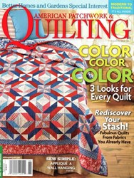 American Patchwork & Quilting June 2013 - Issue 122