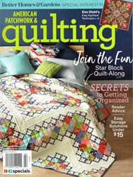 American Patchwork & Quilting February 2018 - Issue 150