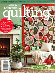 American Patchwork & Quilting <br>December 2017 - Issue 149