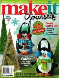 Make It Yourself <br>Better Homes & Gardens<br> Special Interest Publication<br>Fall/Winter 2016