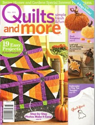 Quilts & More Fall 2013