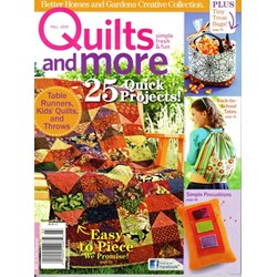 Quilts & More Fall 2010