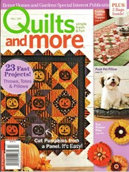 Quilts & More Fall 2011