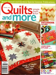 Quilts & More Spring 2015