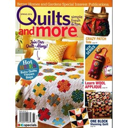 Quilts & More Spring 2016