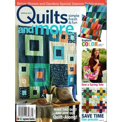 Quilts & More Spring 2017