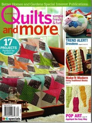 Quilts & More Summer 2016