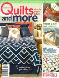 Quilts & More Summer 2015
