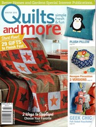 Quilts & More Winter 2015