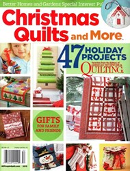 Christmas Quilts and More... <br>Better Homes & Gardens Special Interest Publication 2015