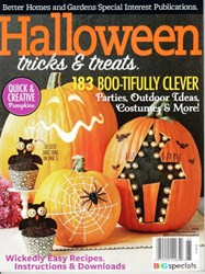 Better Homes and Gardens Special Interest Publication - Halloween 2016