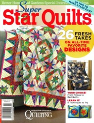 Super Star Quilts - Better Homes & Gardens - Special Interest Publication 2014