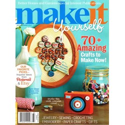 Better Homes and Gardens Make It Yourself 2013