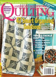 American Patchwork & Quilting February 2015- Issue 132