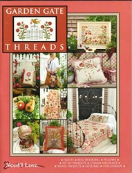 Garden Gate Threads by Need'l Love