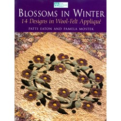 Blossoms in Winter Book by That Patchwork Place