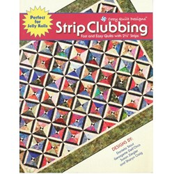 Strip Clubbing Book by Cozy Quilt Designs