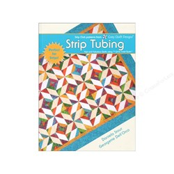 Strip Tubing Book by Cozy Quilt Designs