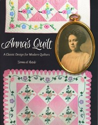 Anna's Quilt - A Classic Design for Modern Quilters - by Donna di Natale