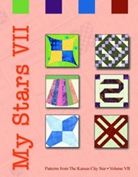 My Stars VII Book - Patterns from the Kansas City Star - Volume III