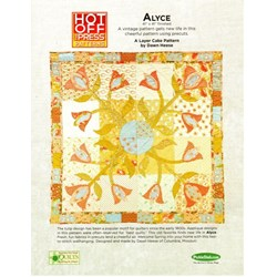 Alyce Vintage Quilt Pattern by Dawn Heese