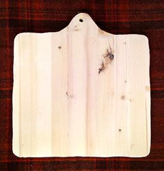 Salem Bread Board by 1894 Cottonwood House