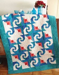 Rosebud Trails Quilt Pattern