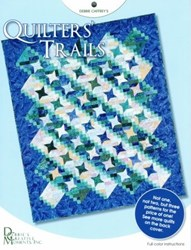 Quilters' Trails Quilt Pattern Booklet by Debbie's Creative Moments, Inc.