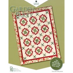 Garden Party Pattern Booklet by Debbie's Creative Moments, Inc.