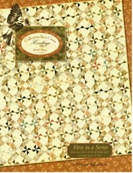 VINTAGE FIND! Heritage Quilt Pattern by Howard Marcus for MODA