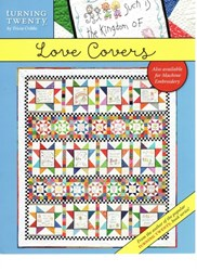 Love Covers Pattern by Tricia Cribbs of Turning Twenty