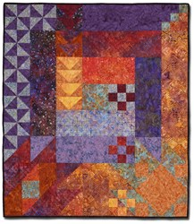 Marmalade and Jam - An Artful Sampler - Quilt Pattern