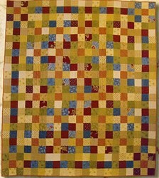 Korby Quilt Pattern