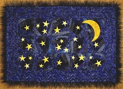 Magical Midnight Moon Pattern <br>Artful Offerings