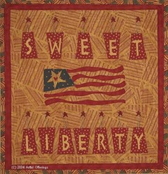 Sweet Liberty Pattern <br>by Artful Offerings