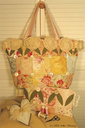Patchwork Project Purse & Bonus Pattern