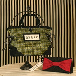 Haute Handbag & Clutch