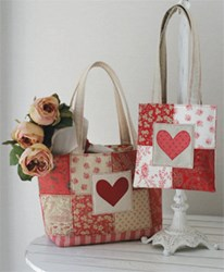Patchwork Passion Pattern
