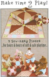 Make Time 2 Play! Pattern