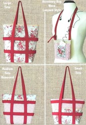Tote-Ally Reversible Style Pattern
